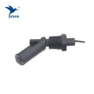 ベストセラー220v mk pcfs6魚タンクサイドマウント水平水位センサー液体フロートスイッチppフローティングスイッチ