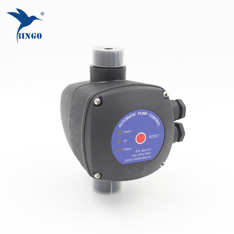 220V-240Vウォーターポンプ圧力コントローラー