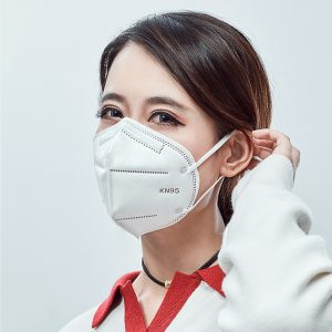 n95 Disposable mask to prevent smog, prevent dust and breathe freely