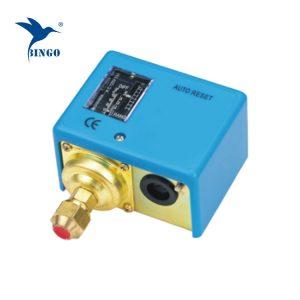 冷水用オイルガス用の調整可能な圧力スイッチ
