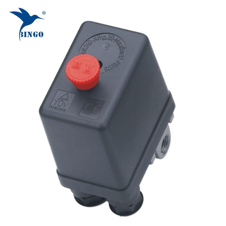 エアコンプレッサー圧力スイッチコントロールバルブ