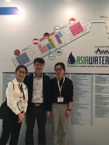 アジアの水2016
