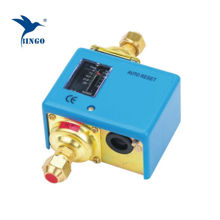 差動低空気圧縮機自動圧力制御スイッチ