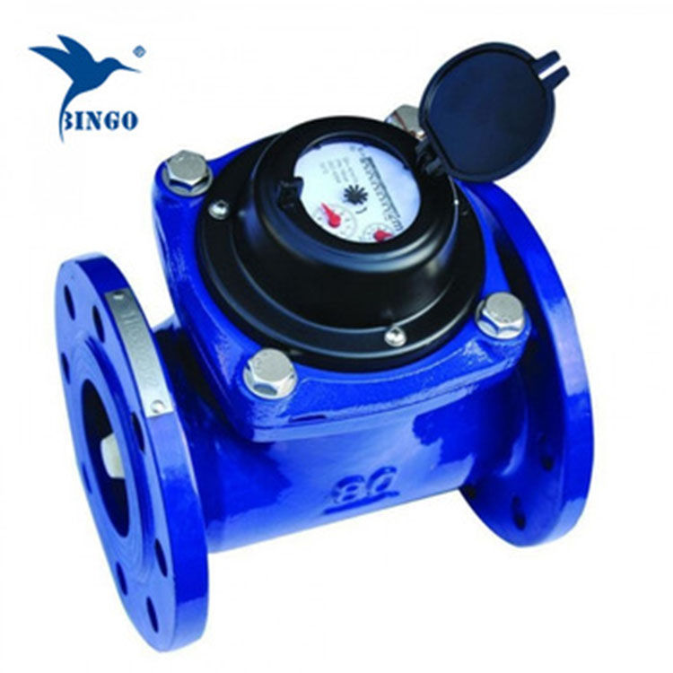Dynamic Tubing Water Meter