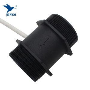 卸売dn50 g2レート200 l分プラスチックポンホール効果磁気水流センサー