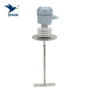 高温調節可能な軸式ロータリーパドルレベルスイッチ
