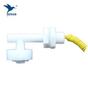 水タンク用横型ミニL形プラスチックフロートスイッチ