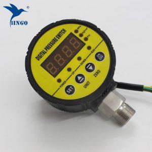 インテリジェント圧力スイッチ、真空圧力スイッチ、4桁デジタルディスプレイ