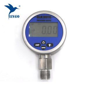 インテリジェント真空デジタル圧力計、LCD、LEDディスプレイ、100MPaゲージ