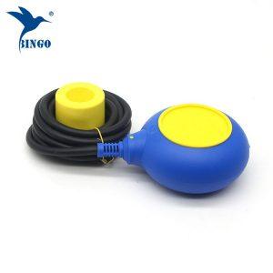 MAC 3タイプレベルレギュレーター、黄色と青色のカラーケーブルフロートスイッチ