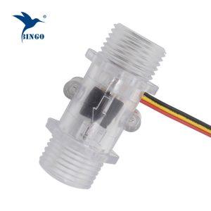 g1 / 2 dn15 3.5-24vdc 1-30l min水流センサー