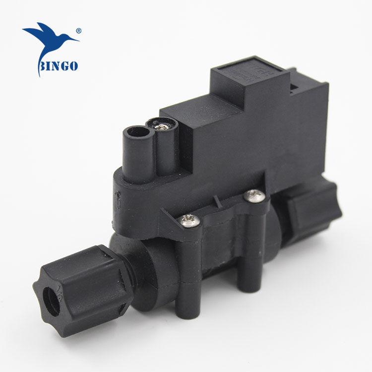 RO水システムにおける高速高圧スイッチ