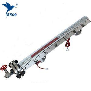 水の油の液体タンクレベルインジケータ磁気ガラスのフロートレベルインジケータ