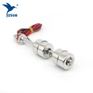 ステンレス鋼500 mm 2ボール水位センサー垂直フロートスイッチ