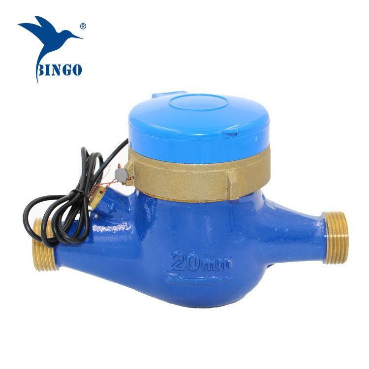 黄銅ボディパルス水流量計パルスセンサー(1)