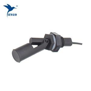 プラスチック横置き2線式磁気液面浮動スイッチスイッチ信号付き高低レベル用
