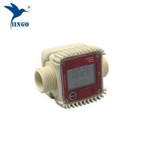 最高品質10-120L / minデジタル燃料水電子タービン流量計