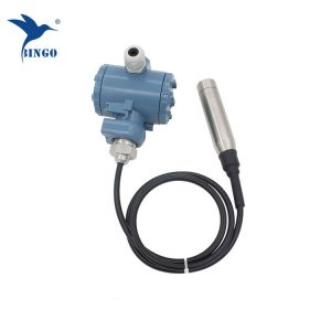 submersible pressure transmitter with junction box